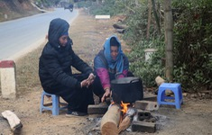 Người dân vùng cao gồng mình chống giá lạnh