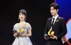 King - Queen của Đêm hội Weibo gọi tên Tiêu Chiến - Dương Tử