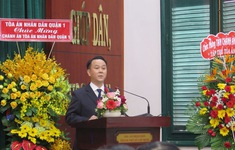 Ông Nguyễn Thành Vinh được bổ nhiệm Chánh án TAND TP Thủ Đức
