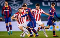 Barcelona thất bại trước Bilbao trong trận tranh Siêu cúp Tây Ban Nha