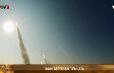 Iran tập trận tên lửa
