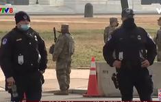 25 nghìn vệ binh bảo vệ lễ nhậm chức Tổng thống Mỹ