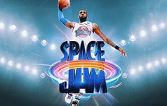 HBO công bố những hình ảnh đầu tiên về Space Jam 2