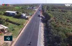 Tây Ninh  đầu tư hạ tầng kết nối địa phương giáp ranh.