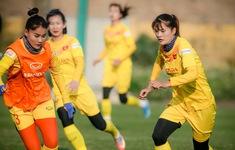 Chốt lịch thi đấu giao hữu của ĐT nữ Việt Nam