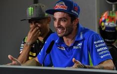 Andrea Iannone chưa từ bỏ tham vọng trở lại MotoGP