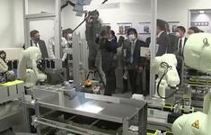 Nhật Bản sử dụng robot để tăng cường xét nghiệm COVID-19