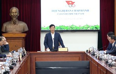 Hội nghị ban chấp hành Ủy ban Olympic Việt Nam năm 2021