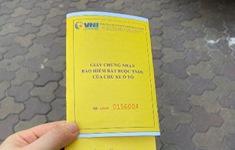 Xe máy điện phải mua bảo hiểm bắt buộc trách nhiệm dân sự từ 1/3