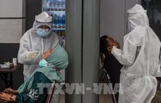 Số ca nhiễm mới COVID-19 và tử vong tăng nhanh tại một số nước Đông Nam Á