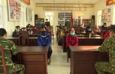 Bắt giữ 29 đối tượng nhập cảnh trái phép từ Lào về Việt Nam