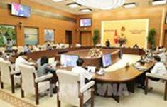 Ủy ban Thường vụ Quốc hội phê chuẩn nhân sự