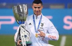 Ronaldo vượt kỷ lục ghi bàn của huyền thoại Josef Bican