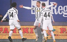 Juventus 2-0 Napoli: Ronaldo lập công, Juventus vô địch Siêu cúp Italia