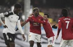 Fulham 1-2 Man Utd: Pogba tỏa sáng, Manchester United trở lại ngôi đầu