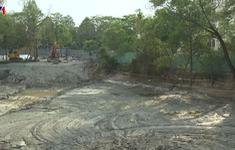Xử lý gần 1.200m3 đất nhiễm dioxin tại sân bay Biên Hòa