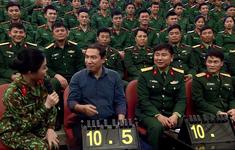"""""""Táo Kinh tế"""" Quang Thắng bất ngờ xuất hiện trong """"Chúng tôi chiến sĩ 2021"""""""