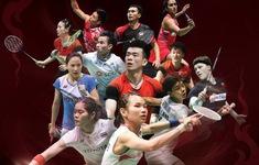 Đài Truyền hình Việt Nam tường thuật trực tiếp giải cầu lông Thái Lan mở rộng 2020