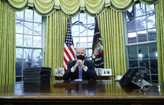 Tân Tổng thống Joe Biden khởi động nhiệm kỳ với rất nhiều áp lực