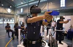 Cảnh sát Anh huấn luyện nghiệp vụ bằng công nghệ AR