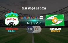Trước trận HAGL - SLNA: Chờ đợi màn ra mắt của HLV Kiatisuk trên sân Pleiku