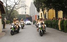 Triển khai các phương án bảo vệ tuyệt đối an toàn Đại hội XIII của Đảng
