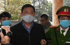 Ông Đinh La Thăng và Trịnh Xuân Thanh hầu tòa trong đại án Ethanol Phú Thọ