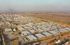 Trung Quốc lập hơn 450 trung tâm cách ly tập trung ở thành phố Thạch Gia Trang
