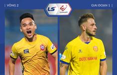 TRỰC TIẾP V.League 2021, CLB Hải Phòng - CLB Nam Định: Cập nhật đội hình xuất phát