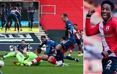 Arsenal bị Southampton loại khỏi FA Cup