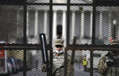 Hơn 150 lính Vệ binh Quốc gia Mỹ tham gia bảo vệ lễ nhậm chức Tổng thống nhiễm COVID-19