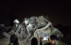 Nổ xe chở vật liệu tại Ấn Độ, ít nhất 5 công nhân thiệt mạng