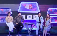 """Vợ Dương Ngọc Thái """"bê"""" bụng bầu 7 vượt mặt chơi gameshow vì nhớ nghề"""