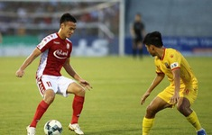 Vòng 2 LS V.League 1-2021: CLB TP Hồ Chí Minh - Hồng Lĩnh Hà Tĩnh (19h15 ngày 24/01)