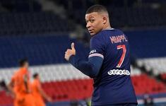 Mbappe đang thương lượng hợp đồng mới với PSG