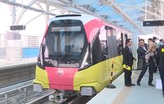 Đường sắt đô thị Nhổn - Ga Hà Nội chính thức mở cửa đón khách tham quan