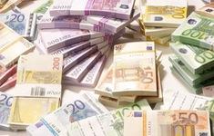 Tiền giả tại châu Âu giảm mạnh