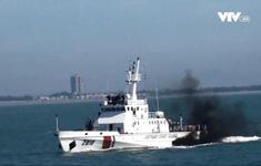 Tìm thêm được 1 thi thể vụ tàu cá bị chìm trên biển Côn Đảo
