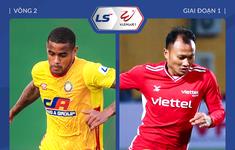 TRỰC TIẾP V.League 2021, Đông Á Thanh Hóa 0-0 CLB Viettel: Hiệp 1