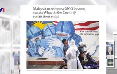 Malasia trước nguy cơ rơi vào tình trạng phong tỏa kéo dài không có điểm cuối