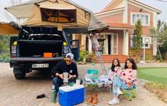 Gia đình Hồng Đăng an yên ở biệt thự ngoại ô