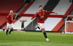 Manchester United 3-2 Liverpool: Mưa bàn thắng trên sân Old Trafford (Vòng 4 FA Cup)