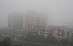 Bắc Bộ sáng sớm có sương mù, trời rét