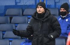Frank Lampard đã bị Chelsea sa thải