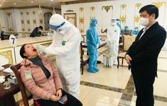 Hơn 10.000 mẫu xét nghiệm lần 2 của Đại biểu và khối phục vụ Đại hội Đảng âm tính với SARS-CoV-2
