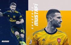 Arsenal đàm phán giải phóng hợp đồng với trung vệ 41 triệu Euro