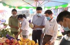 TP Hồ Chí Minh tăng cường kiểm tra an toàn thực phẩm tại các khu chợ dân sinh