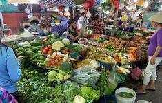 Giá rau củ vụ đông giảm mạnh