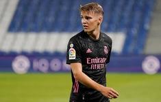 Martin Odegaard - Ngôi sao với sự nghiệp lận đận tại Real Madrid