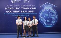 25 học sinh Việt Nam nhận học bổng Chứng chỉ Năng lực Toàn cầu của New Zealand